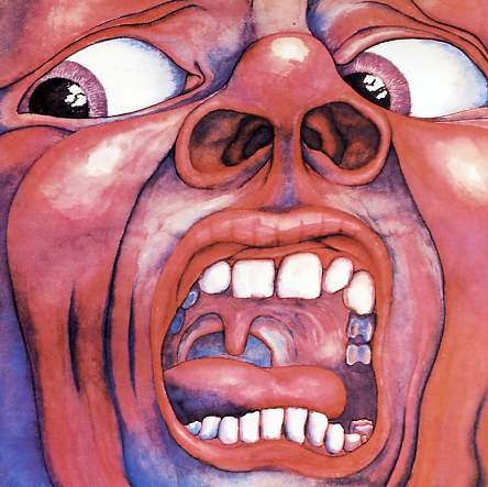 King Crimson- In the court of the Crimson King