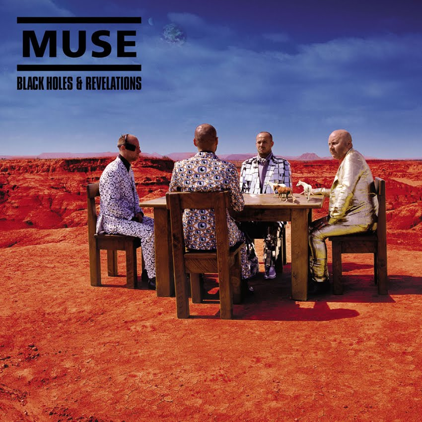 Muse – Black holes and revelation