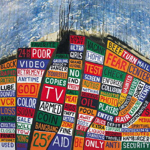Radiohead- Hail to the thief