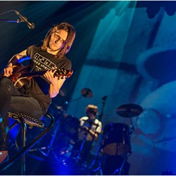 Steven Wilson au Trianon (Paris, 8 mars 2013) Photo : Serge Llorente