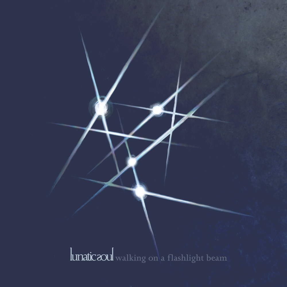 Lunatic Soul- Walking On A Flashlight Beam
