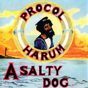 Procol Harum - A Salty Dog-Front